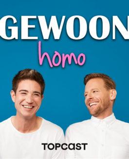 Nieuw seizoen Gewoon Homo de podcast